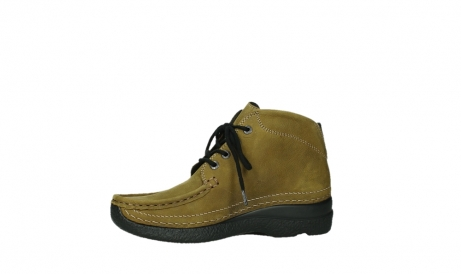 wolky lace up boots 06242 roll shoot 11940 mustard nubuckleather_14
