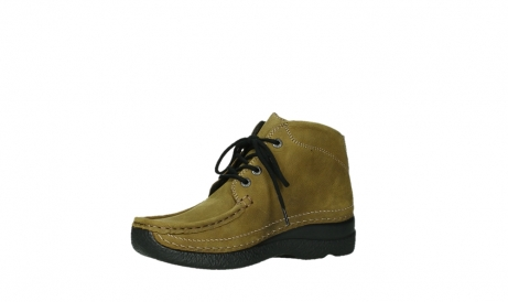 wolky lace up boots 06242 roll shoot 11940 mustard nubuckleather_15