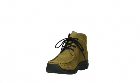 wolky lace up boots 06242 roll shoot 11940 mustard nubuckleather_17