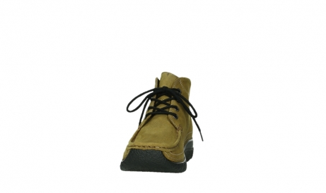 wolky lace up boots 06242 roll shoot 11940 mustard nubuckleather_18