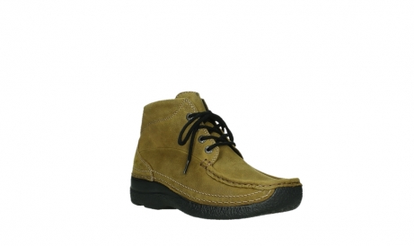 wolky lace up boots 06242 roll shoot 11940 mustard nubuckleather_22