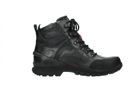wolky lace up boots 06500 city tracker 30210 anthracite leather_13