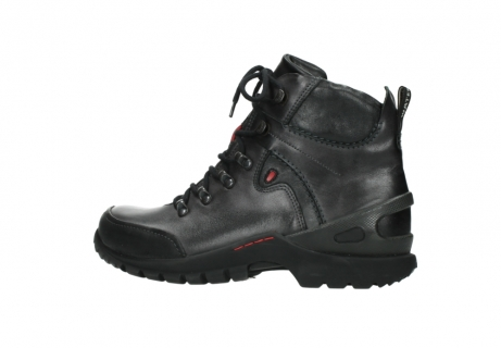 wolky lace up boots 06500 city tracker 30210 anthracite leather_2