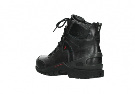 wolky lace up boots 06500 city tracker 30210 anthracite leather_4