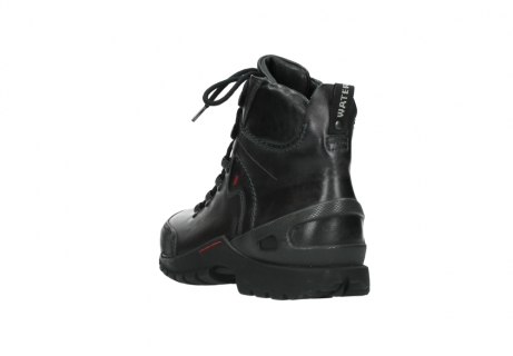 wolky lace up boots 06500 city tracker 30210 anthracite leather_5