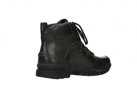 wolky lace up boots 06500 city tracker 30300 brown leather_10