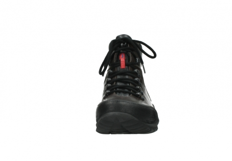wolky lace up boots 06500 city tracker 30300 brown leather_19