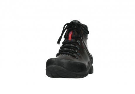 wolky lace up boots 06500 city tracker 30300 brown leather_20