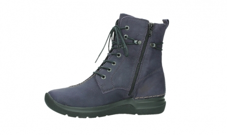 wolky lace up boots 06601 walla walla 11600 purple nubuckleather_12