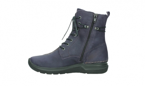 wolky lace up boots 06601 walla walla 11600 purple nubuckleather_13