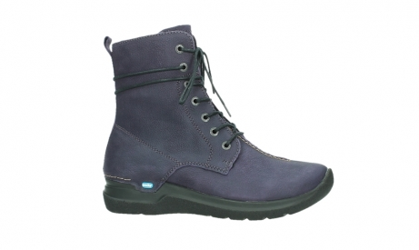 wolky lace up boots 06601 walla walla 11600 purple nubuckleather_2