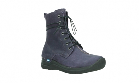 wolky lace up boots 06601 walla walla 11600 purple nubuckleather_4