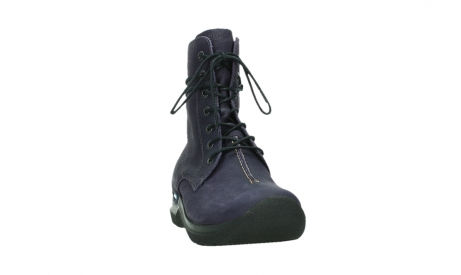 wolky lace up boots 06601 walla walla 11600 purple nubuckleather_6