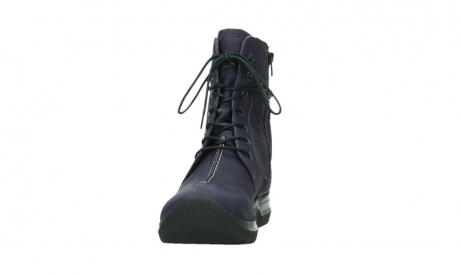 wolky lace up boots 06601 walla walla 11600 purple nubuckleather_8