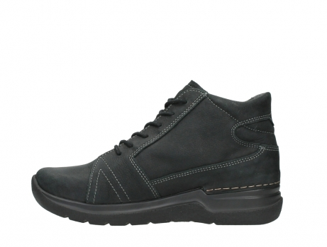 wolky lace up boots 06606 why 11000 black nubuck_13