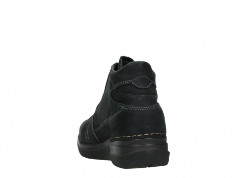 wolky lace up boots 06606 why 11000 black nubuck_18