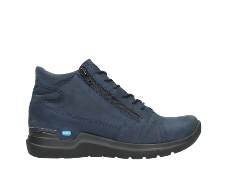 wolky lace up boots 06606 why 11800 blue nubuck_1