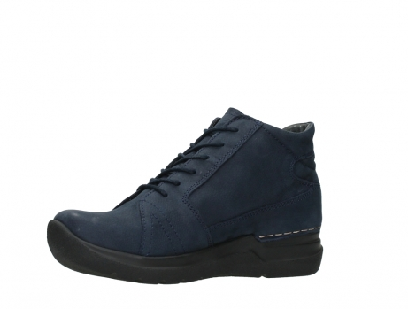 wolky lace up boots 06606 why 11800 blue nubuck_11