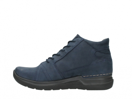 wolky lace up boots 06606 why 11800 blue nubuck_13