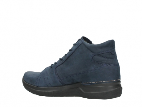 wolky lace up boots 06606 why 11800 blue nubuck_15