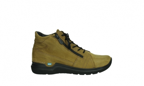 wolky lace up boots 06606 why 11940 mustard nubuckleather_1