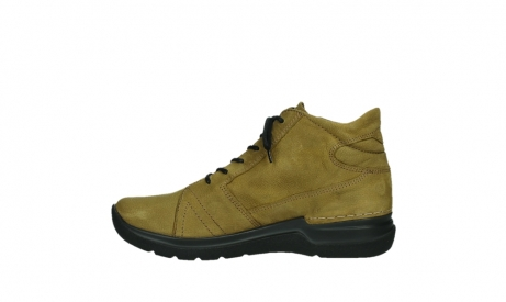 wolky lace up boots 06606 why 11940 mustard nubuckleather_13