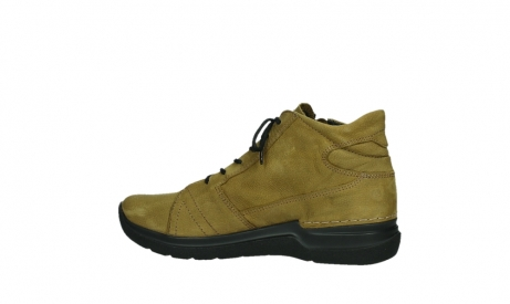 wolky lace up boots 06606 why 11940 mustard nubuckleather_14