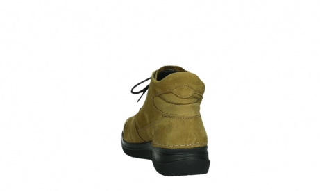 wolky lace up boots 06606 why 11940 mustard nubuckleather_18