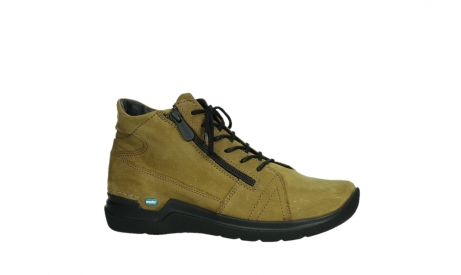 wolky lace up boots 06606 why 11940 mustard nubuckleather_2