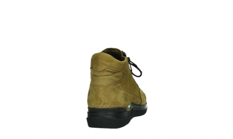 wolky lace up boots 06606 why 11940 mustard nubuckleather_20