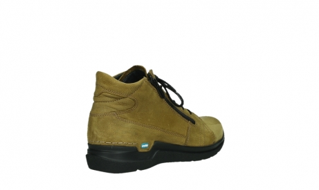 wolky lace up boots 06606 why 11940 mustard nubuckleather_22