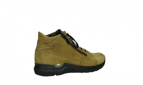 wolky lace up boots 06606 why 11940 mustard nubuckleather_23