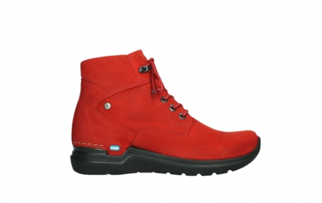 wolky lace up boots 06612 whynot 16505 dark red nubuck_1