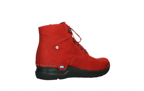wolky lace up boots 06612 whynot 16505 dark red nubuck_23