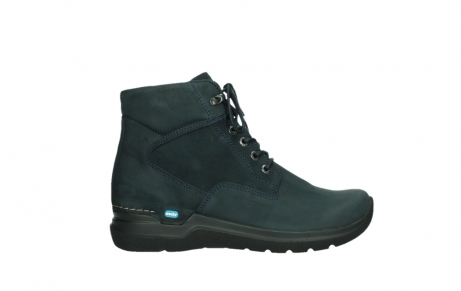 wolky lace up boots 06612 whynot 16800 blue nubuck_1