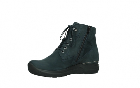 wolky lace up boots 06612 whynot 16800 blue nubuck_11