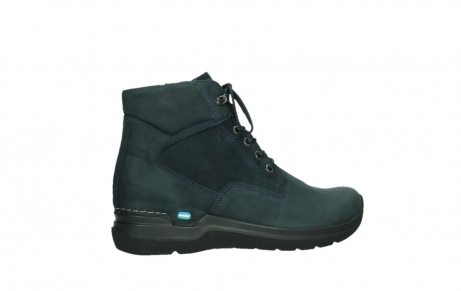 wolky lace up boots 06612 whynot 16800 blue nubuck_24
