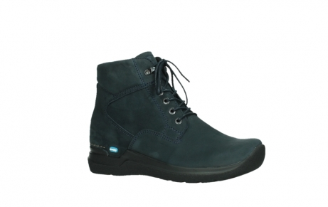 wolky lace up boots 06612 whynot 16800 blue nubuck_3