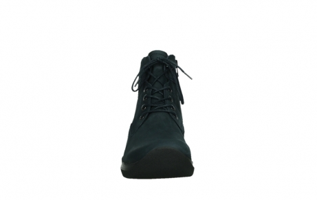 wolky lace up boots 06612 whynot 16800 blue nubuck_7