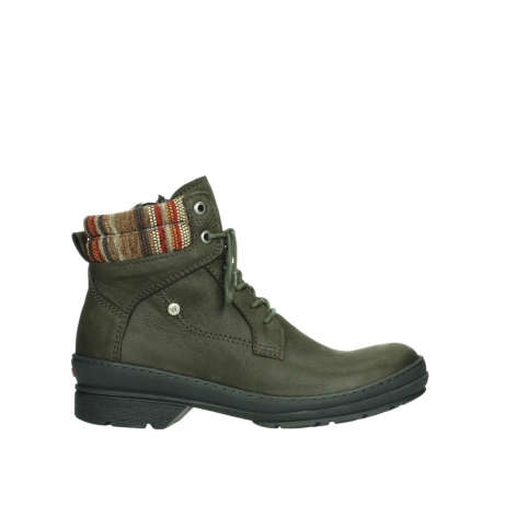 wolky lace up boots 07645 latky 17770 cactus leather