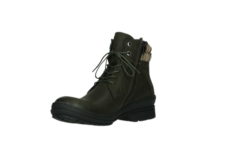 wolky lace up boots 07645 latky 17770 cactus leather_10