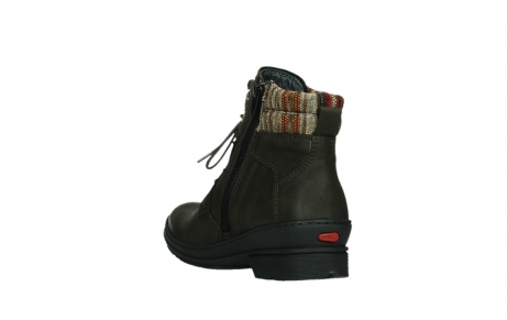 wolky lace up boots 07645 latky 17770 cactus leather_17