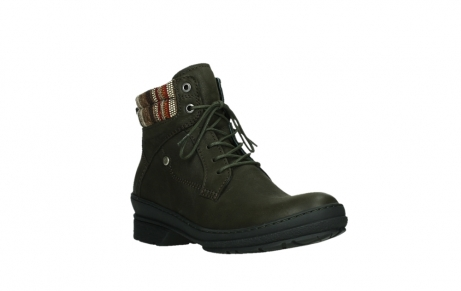wolky lace up boots 07645 latky 17770 cactus leather_4
