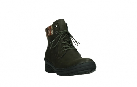 wolky lace up boots 07645 latky 17770 cactus leather_5