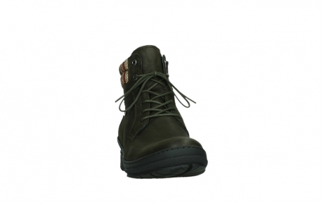 wolky lace up boots 07645 latky 17770 cactus leather_6