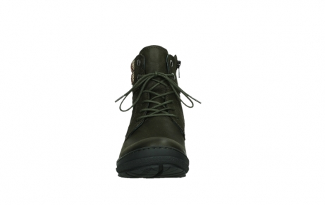 wolky lace up boots 07645 latky 17770 cactus leather_7