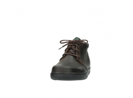 wolky lace up boots 08100 kansas 50300 brown leather_20