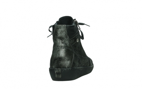 wolky lace up boots 08130 zeus 46280 metal suede_20