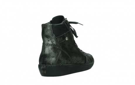 wolky lace up boots 08130 zeus 46280 metal suede_21