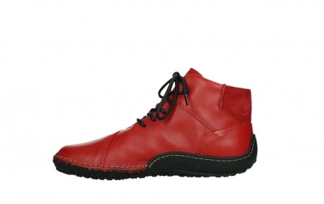 wolky lace up boots 08361 mokola 50500 red leather_13